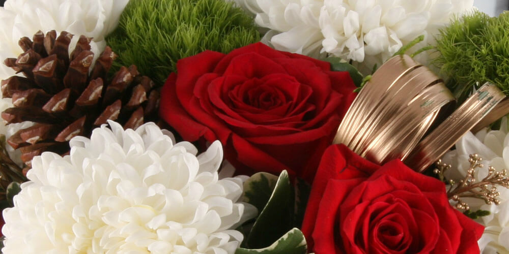 Where to Buy Flowers on Christmas Day?