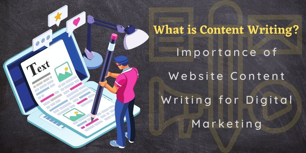 What is Content Writing and Why is it Important for Branding?